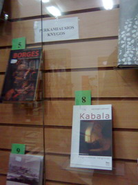 Kabbala Bücher in Litauen