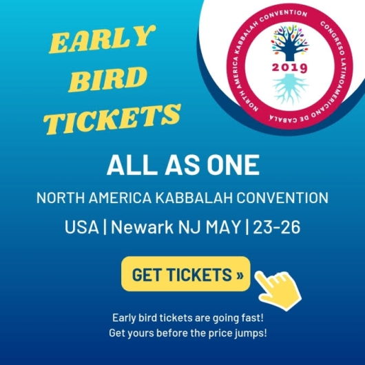 North America Kabbalah Convention 2019