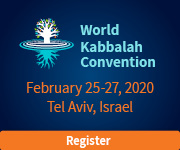 World Kabbalah Convention 2020